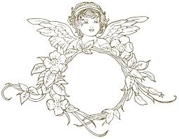 angel photo frames photography picture frame ornaments angel photo frames