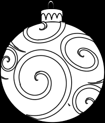 Small Picture Picture Collection Christmas Ornament Coloring Pages All Can