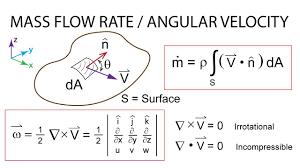introductory fluid mechanics l2 p2 mass flow rate angular velocity
