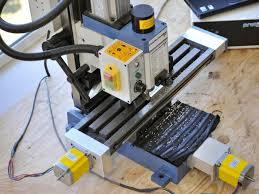 Convert A Manual Mill Into A Cnc Machine Make
