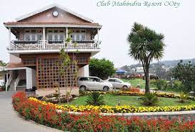 Club Mahindra Resort House Styles Resort Mansions
