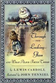 looking glass by lewis carroll