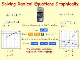 2 radical equations