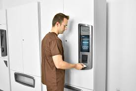 Scrub Vending Machine Inspiration Laundry Medline