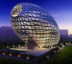 great architecture buildings. Cybertecture Egg For Mumbai Great Architecture Buildings C