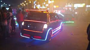 Car Body Lights Car Lights Glow In The Dark Car Body Lights Leds Youtube