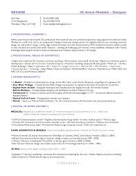 Fx Animator Sample Resume Simple Invoice Template Word Formatting