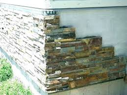 W Home Depot Stone Veneer Fake Rock Siding Found This Faux Panels  Manufactured Fireplace