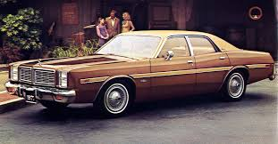 the 1977 dodge monaco was last year s coronet the interate brougham four door sedan with the six cylinder engine listed for 5 491 f o b windsor