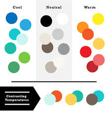 Color Contrast Combination Chart Designing With Contrast 20 Tips From A Designer Learn