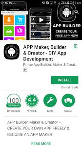 App Maker Create Your Own App Freely Become An App Maker Steemhunt