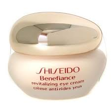 shiseido benefiance revitalizing eye cream discontinued