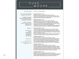 Using Google Docs Resume Template Google Docs Template Resume Google Docs Templates Resume Resume