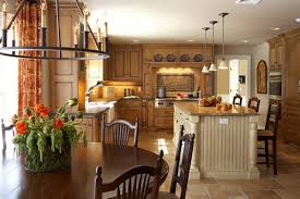country lighting for kitchen. Beautiful Country Kitchen Lighting Theoverhangou Com Intended For Plans 8 And . R