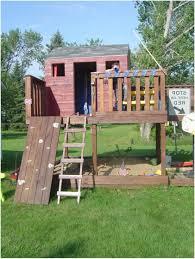 backyard fort kits outdoor goods