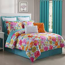 turquoise and yellow bedding. Simple Turquoise Fiesta Garden Reversible Comforter Set In TurquoiseYellow Inside Turquoise And Yellow Bedding E