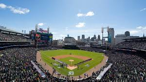 comerica park the ultimate guide to the home of the detroit tigers