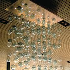 picture of bubbles blown glass chandelier  lighting  pinterest