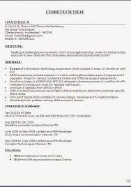 Resume Format English Simple English Cv Samples Sample Template Example OfExcellent Curriculum