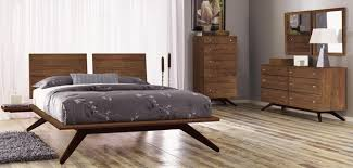 solid wood bedroom sets. Astrid Bedroom Set | Solid Wood Furniture Black Walnut American Made In VT Sets