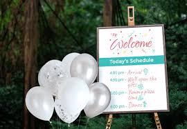 12 outdoor birthday party decor ideas