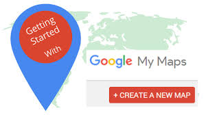 getting started with google my maps  youtube