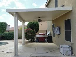 Outdoor Alumawood Patio Covers With Fan In Phoenix Az Inside