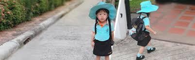 เขาเรยนแลวจา นองเปาเปา ลนลาไปโรงเรยนวนแรก