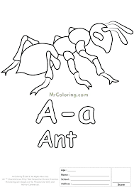 Lowercase Alphabet Coloring Pages Printable Alphabet Letter Coloring