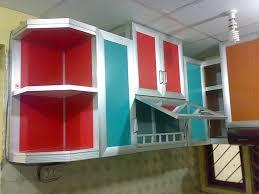 aluminium kitchen cabinet set interior dhaka
