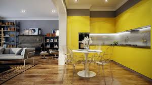 Yellow And Brown Kitchen Kitchen Awesome Yellow Kitchen Ideas Kitchen Colors For 2016