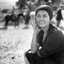 Sophia Loren im Film La Ciociara Bild - Kaufen / Verkaufen