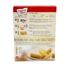 Duncan Hines Lemon Supreme Cake Mix Hy Vee Aisles Online Grocery