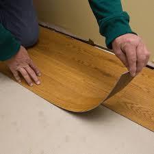 installing vinyl plank flooring over concrete laying vinyl planks on floor