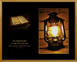 Thy Word Is A Lamp Unto My Feet And A Light Unto My Path « Worship ...