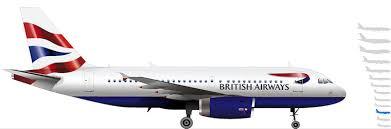 Airbus A319 100 About Ba British Airways