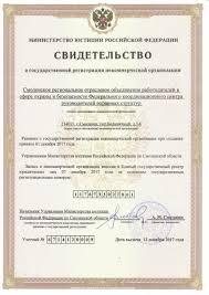 Зарегистрировано РООР ФКЦ Смоленск ФКЦ РОС Поздравляем наших коллег