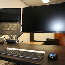 dual screen monitor