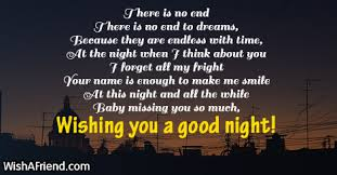 Sweet Dreams Quotes And Poems Best of Good Night Poems For Her