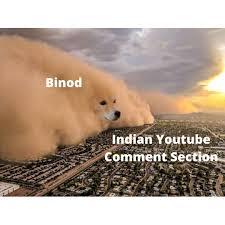 Looking for the best wallpapers? Why Binod Meme Is Trending