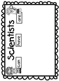 scientists+can+have+are first grade wow science notebook on first grade daily schedule template