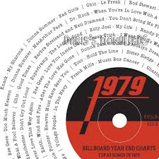 1979 40th Birthday Gift Songs From 1979 Print Top 50 Billboard End Of Year Chart Songs For 1979 A4 8x10 A3 11x14