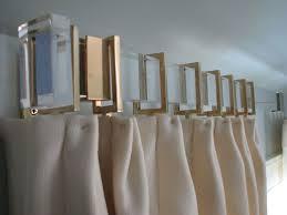 unique curtain rod ideas