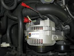 ho alternator ranger forums the ultimate ford ranger resource ho alternator alternator jpg