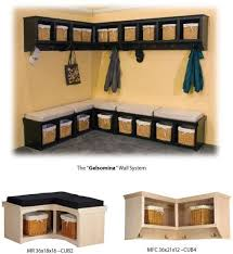 Corner Entry Bench Coat Rack Adorable Coat Rack Bench Corner Cubby Bench Coat Rack Mudroom Design
