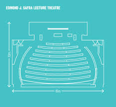 Edmond J Safra Hall Seating Chart Edmond J Safra Lecture Theatre Kings Venues
