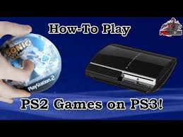 how to play ps2 disc games on a ps3