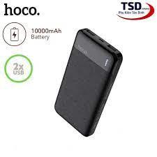 Pin Sạc Dự Phòng Hoco CJ1 10000mAh Dual USB Chính Hãng