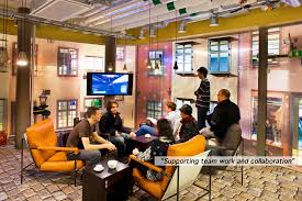 collect idea google offices. Google Office,Stockholm / Office Architecture - Technology Design Camenzind Evolution Collect Idea Offices
