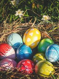 Cute Easter Eggs Wallpaper - iPhone ...